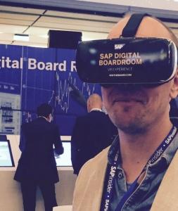 VR hos SAP